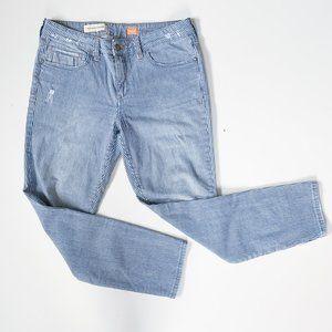 Anthropologie | Stet Railroad Striped Jeans